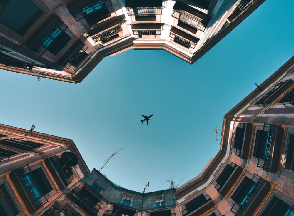centro auxiliar de vuelo en barcelona