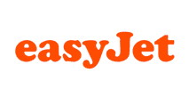 logo easyjet compañía de vuelo