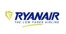 logo ryanair aerolínea low cost